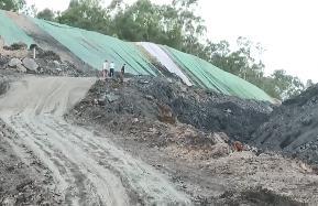 花都:工地煤塵擾民 城綜局責令停工整改