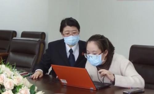 """广东法院为各类""""涉疫""""案件开通绿色通道"""