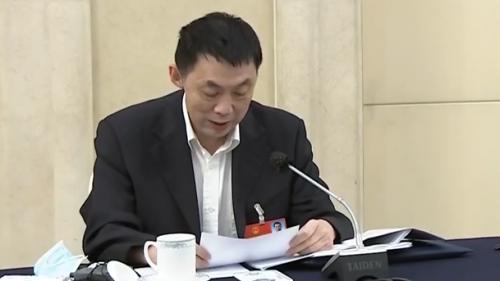 """[HD][2020-05-26]今日關注:代表小組會議審議""""兩高""""工作報告"""