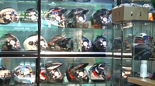 廣東發布告誡書禁止頭盔惡意漲價