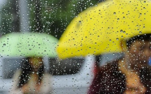 强降水又来了! 返校开学日正逢强降水 注意做好防御