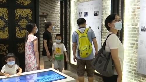 """""""五一""""廣東7成景區有序開放 游客增多"""