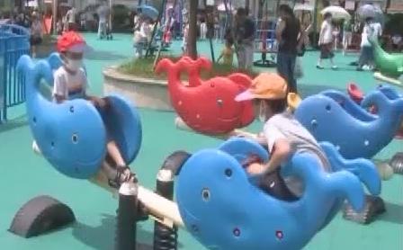 """[2020-06-06]南方小记者:广州市儿童公园 """"六一""""精彩不停"""