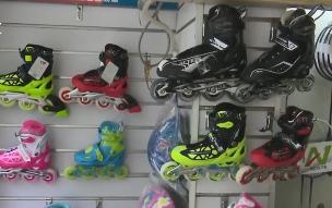 轮滑鞋测评:迪士尼等有样品未通过进阶强度测试