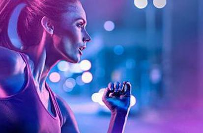 女性夜跑的注意事项