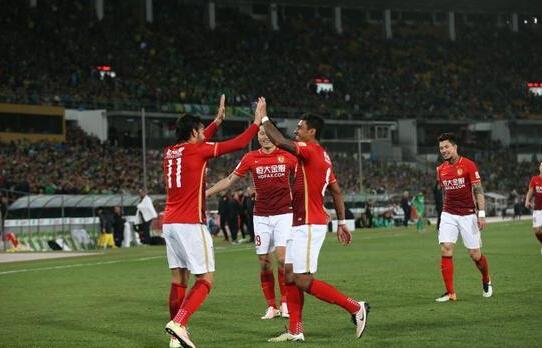 2016年中国足协超级联赛第4轮(19:35 北京国安vs广州恒大)