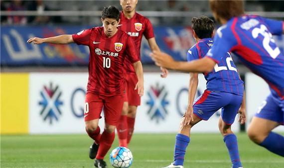 2016年亚足联冠军联赛1/8决赛首回合(FC东京v上海上港)