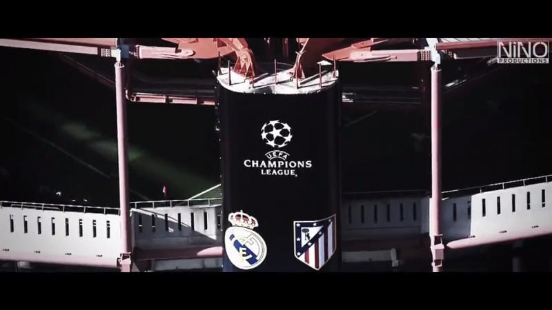 皇马欧冠决赛宣传片 一切为了冠军!