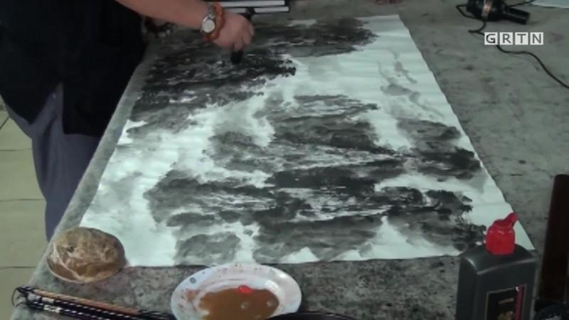 艺术东方之李长松专访