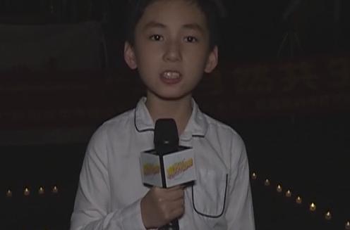"""[2019-04-04]南方小记者:广州市西关外国语学校开展""""熄灯一小时""""活动"""