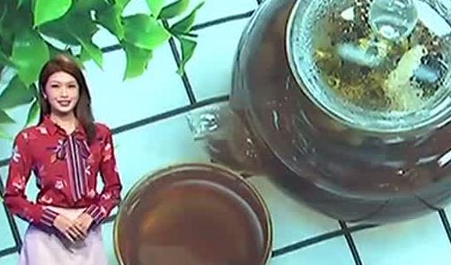 石斛麦冬乌梅茶