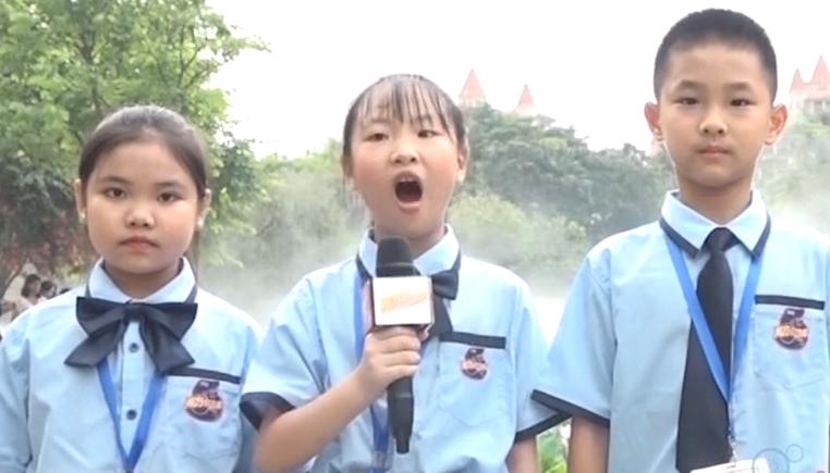 [2020-06-11]南方小记者:亚艺公园禅荷花岛 雾绕荷花 仙境重现