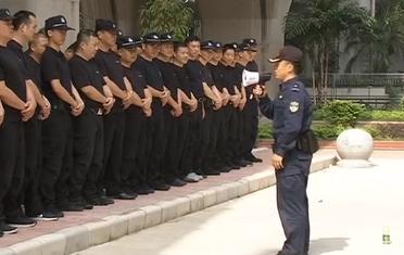 广州铁路公安:实战训练升级 为铁路旅客保驾护航