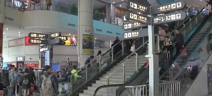 广州天河客运站:即日起开售春运车票