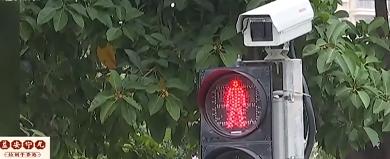 """在广州闯红灯 你的""""大头照""""将刷屏!"""