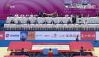 第十三届天津全运会:蹦床女子网上个人决赛