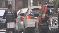 广州:路边违停 城管可以开罚单