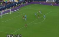 国际冠军杯:曼联2—0击败曼城