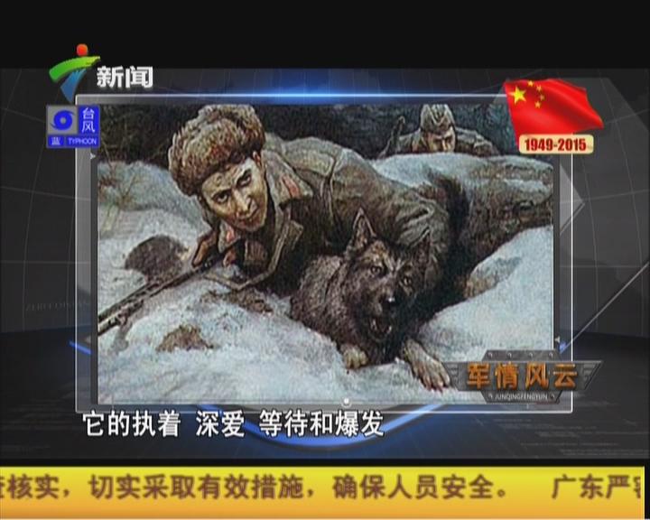 20151003《军情风云》:军犬与战争