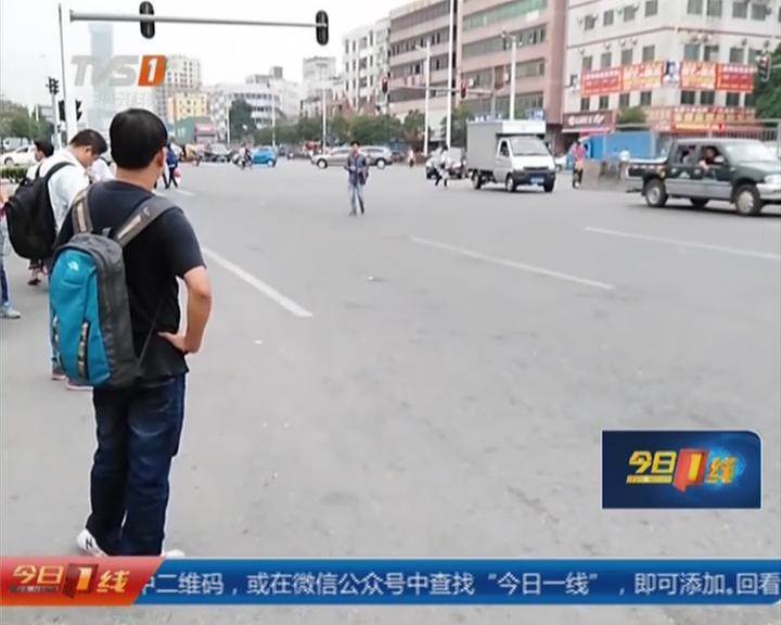 一线独家调查:国道广深线黑车调查