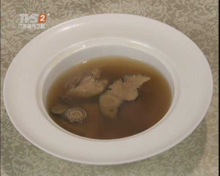 特搜靓汤:枳实白术猪腱汤