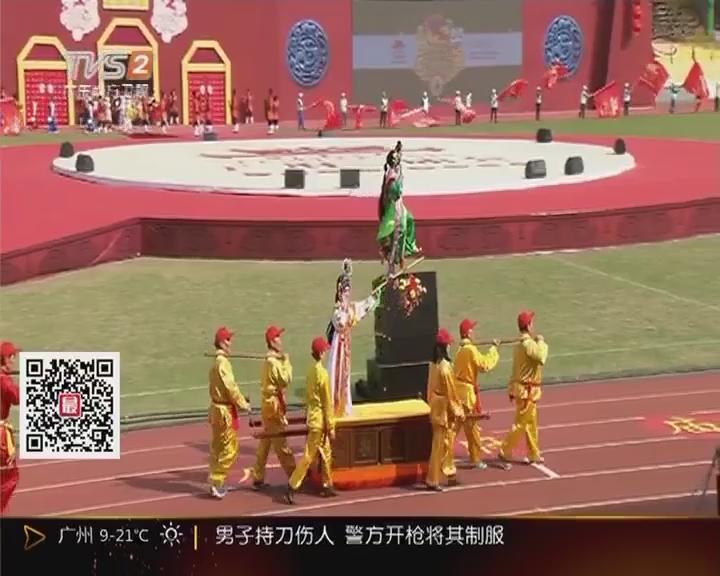 广州城隍庙:广府庙会民俗文化巡演今热闹开演