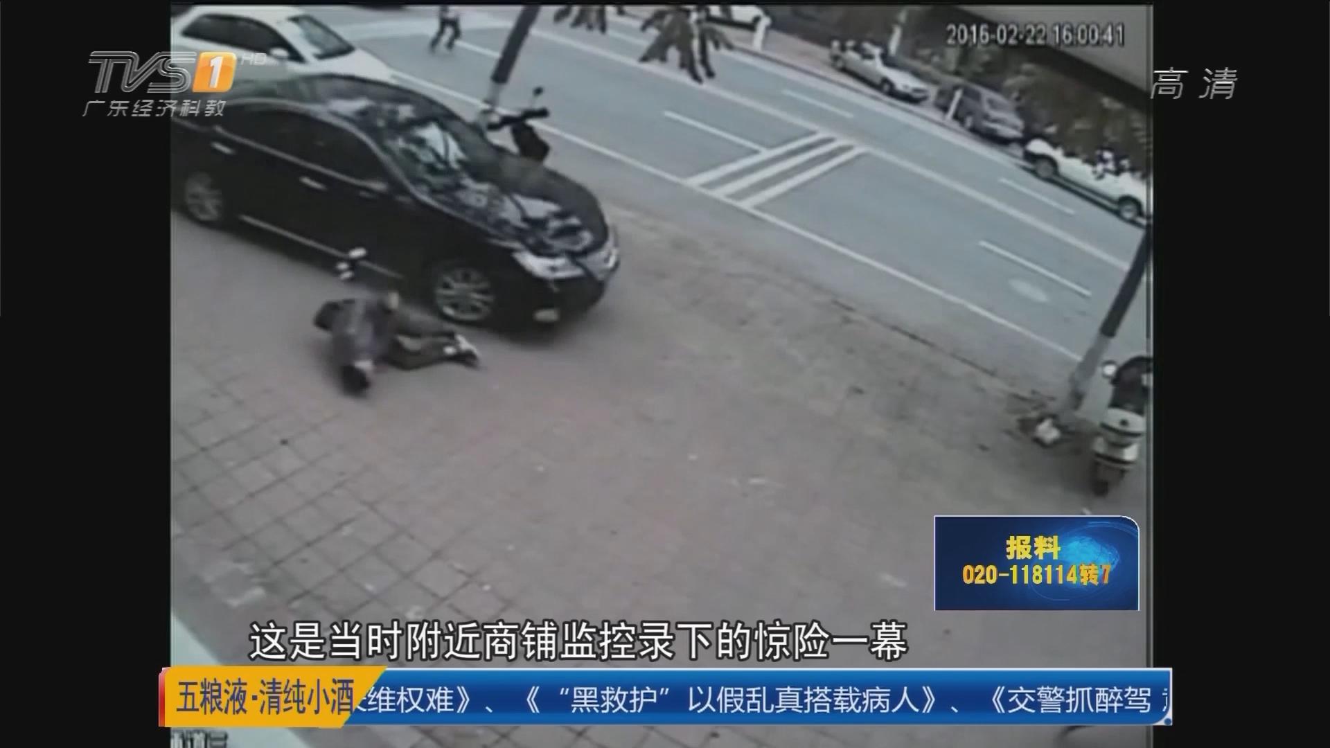 创建平安广东:汕头 猖狂蟊贼砸车盗窃 警方设伏围捕