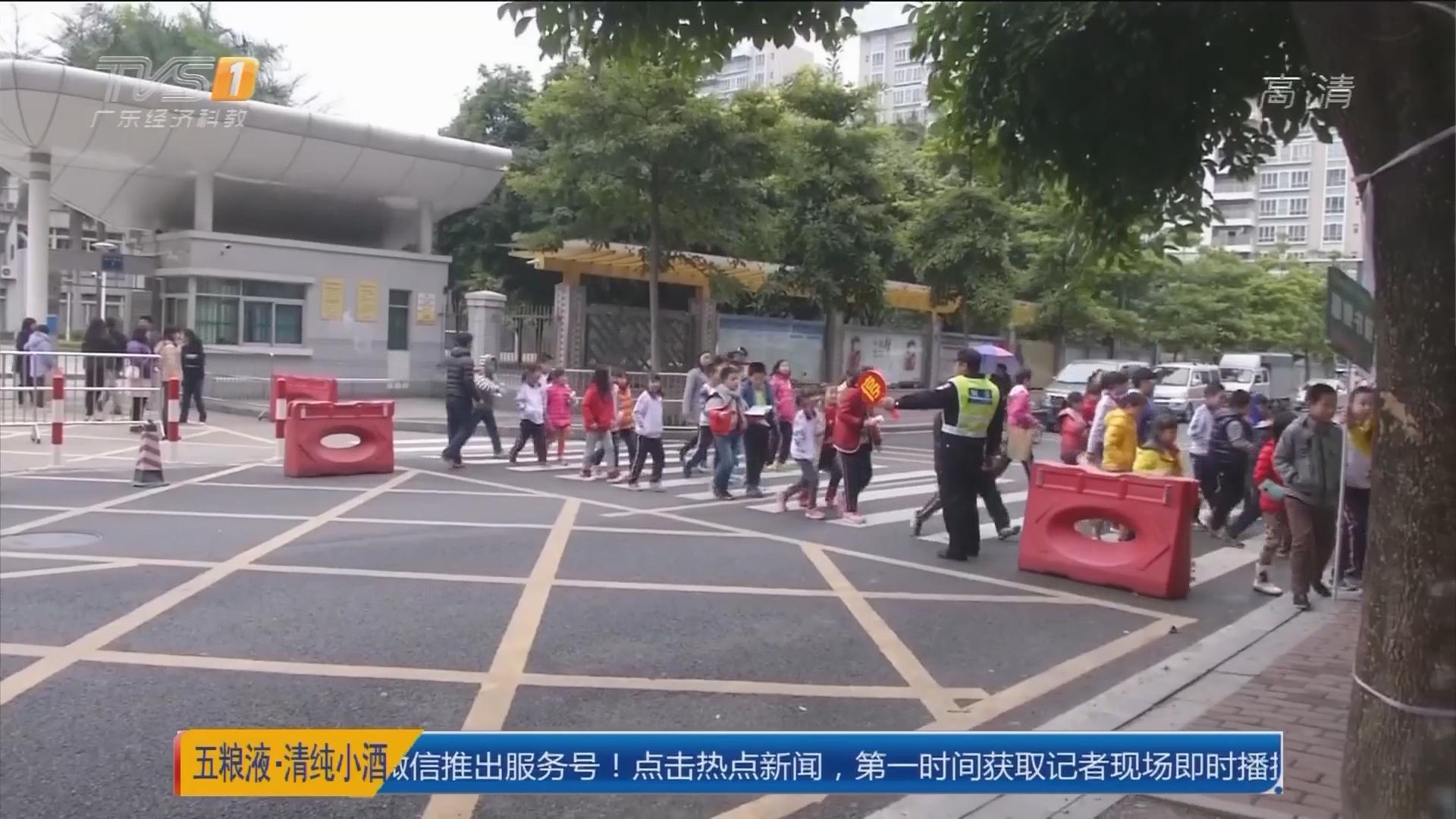 东莞:五年级男生遭绑架? 警方辟谣