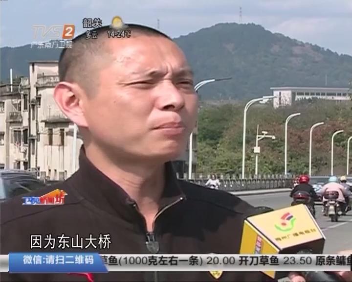 肇庆:肇庆大桥要扩建成双向八车道