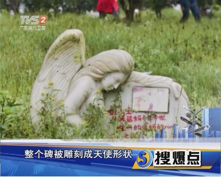 爆豪华:成都现豪华宠物公墓 雕像墓位喊价1.2万