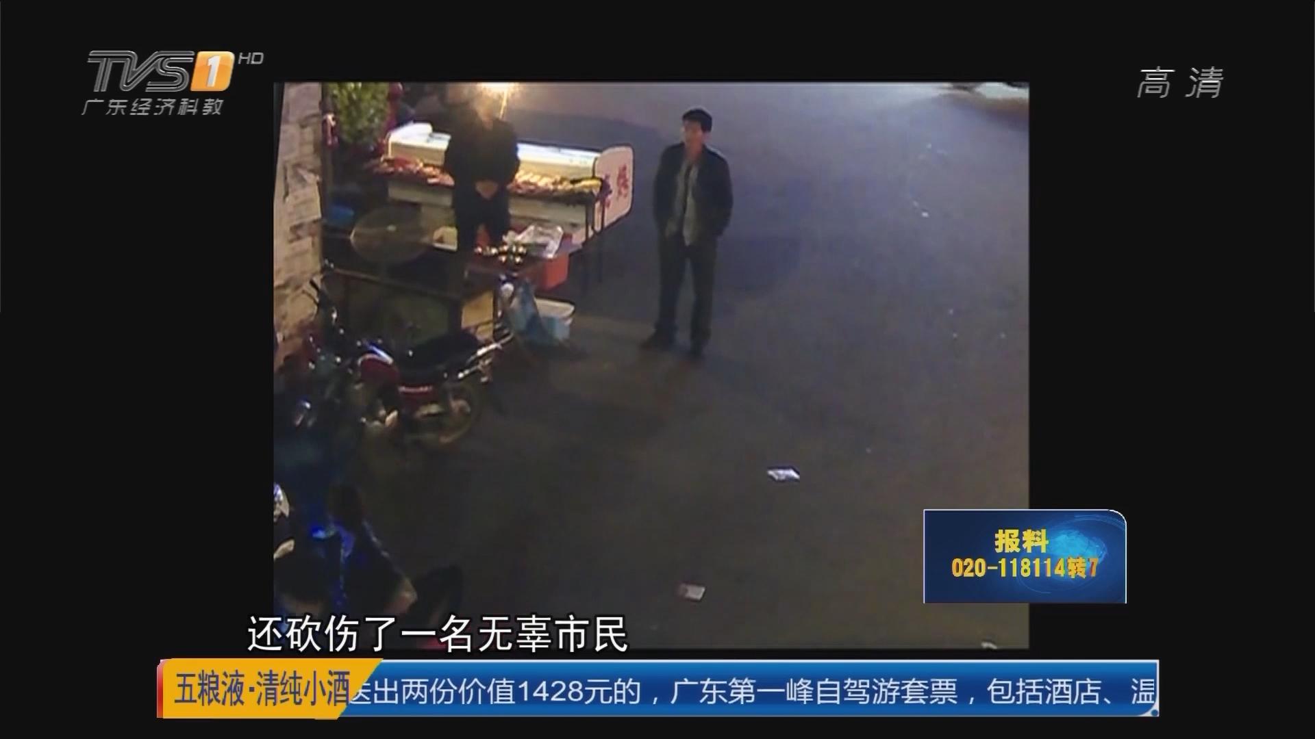 创建平安广东:潮州潮安 警方抓获持械飞车打砸团伙