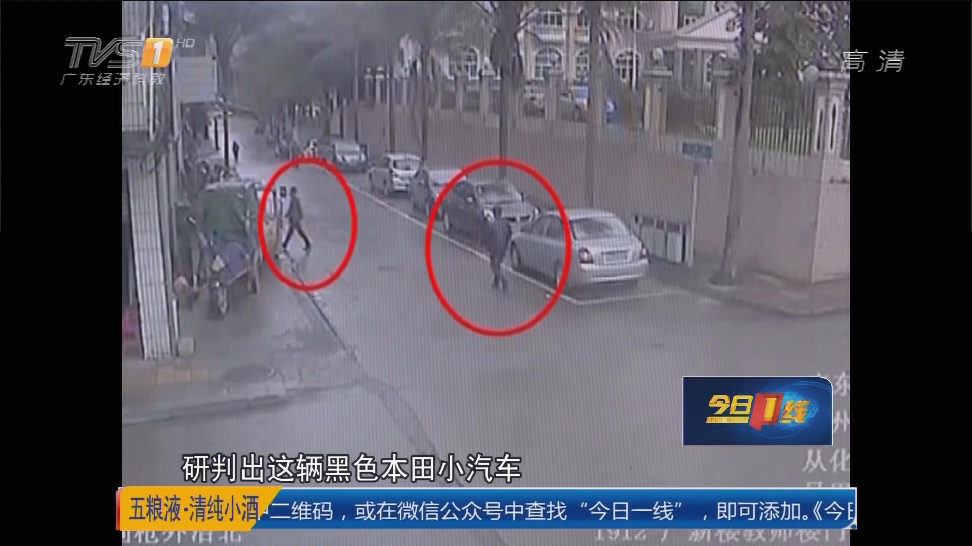 """""""飓风2016""""打击盗窃犯罪:广州 跨省流窜盗窃团伙在茂名落网"""