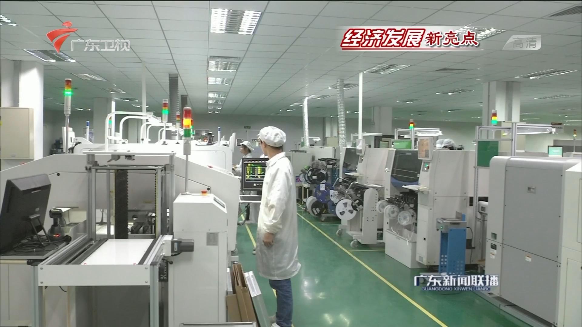 """东莞:加工贸易转型升级  实现""""华丽转身"""""""