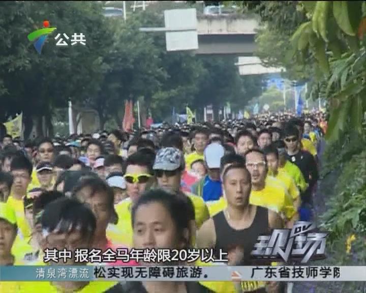 2016广州马拉松 今日开始报名