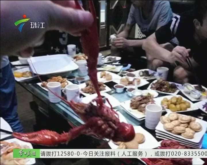 广州:学生哥放假欢聚KTV 转头又拉又吐