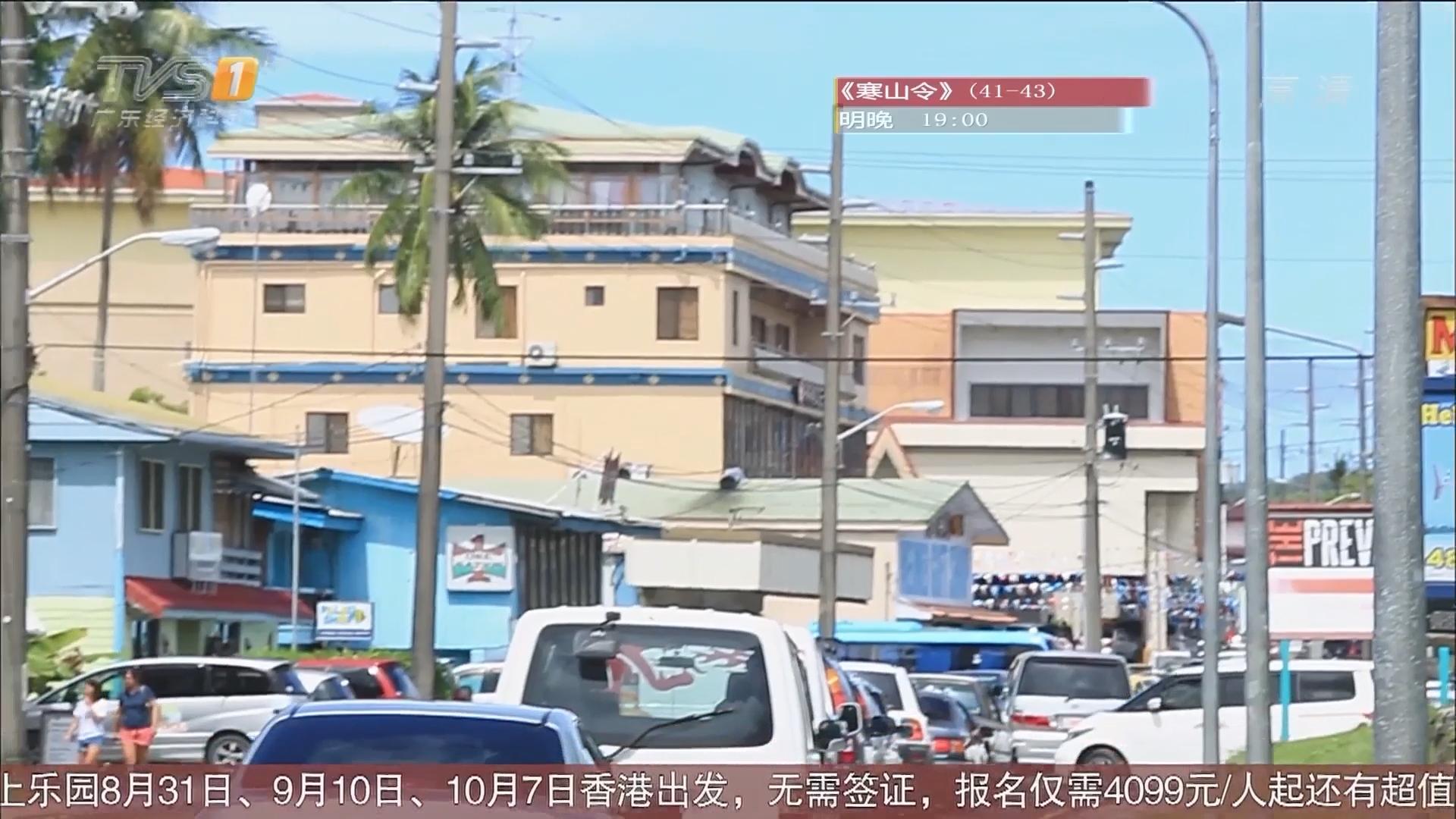 帕劳游——帕劳市中心