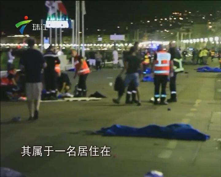 法国国庆日尼斯发生卡车恐袭事件 伤亡惨重