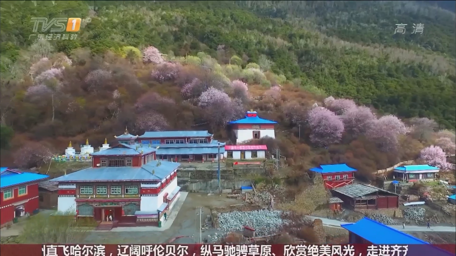 西藏之旅——走进冰雪幻境的朱西冰川 四百年历史普龙古寺