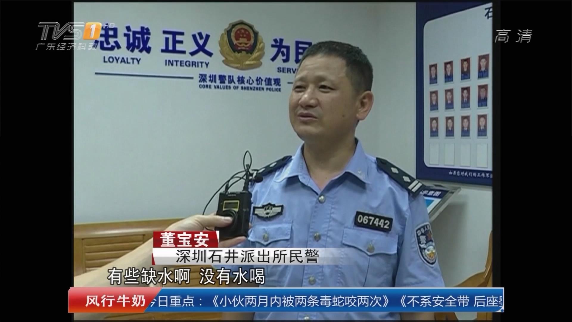 深圳:50驴友爬山迷路 百人进山搜救