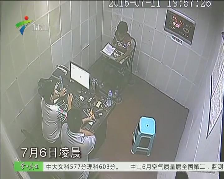 韶关:盗车贼开赃车兜风 竟搭讪事主被擒