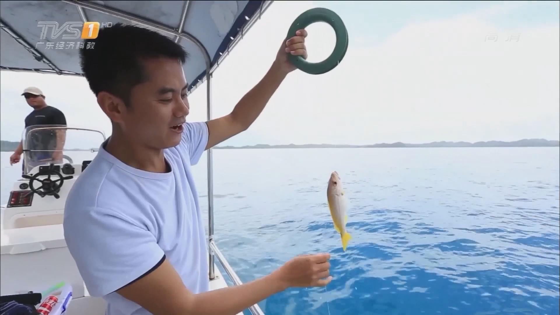 帕劳游——出发海钓