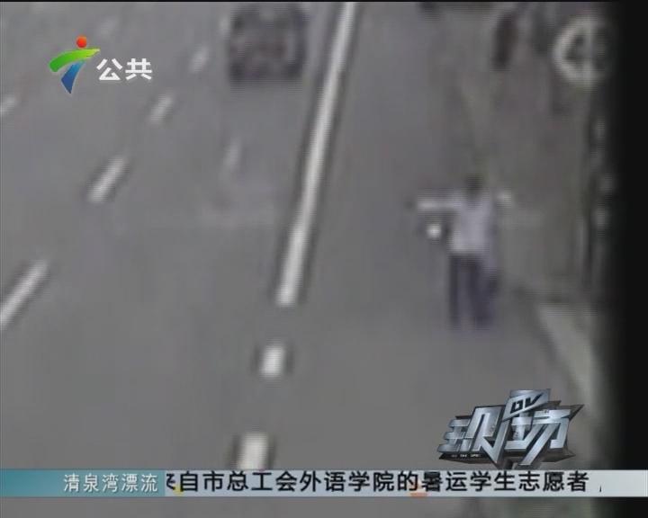 男子为报复民警 钢珠射击警务执勤岗亭