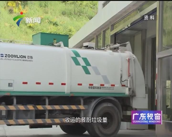 深圳:罗湖区餐厨垃圾处理专项行动显成效