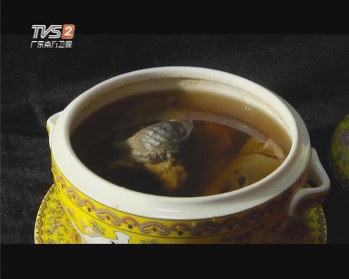 川贝鳄鱼汤