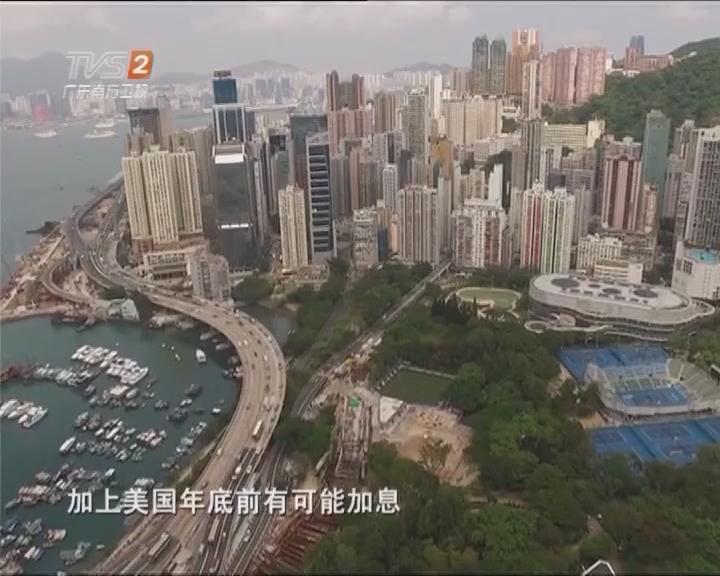香港楼价升穿年初水平