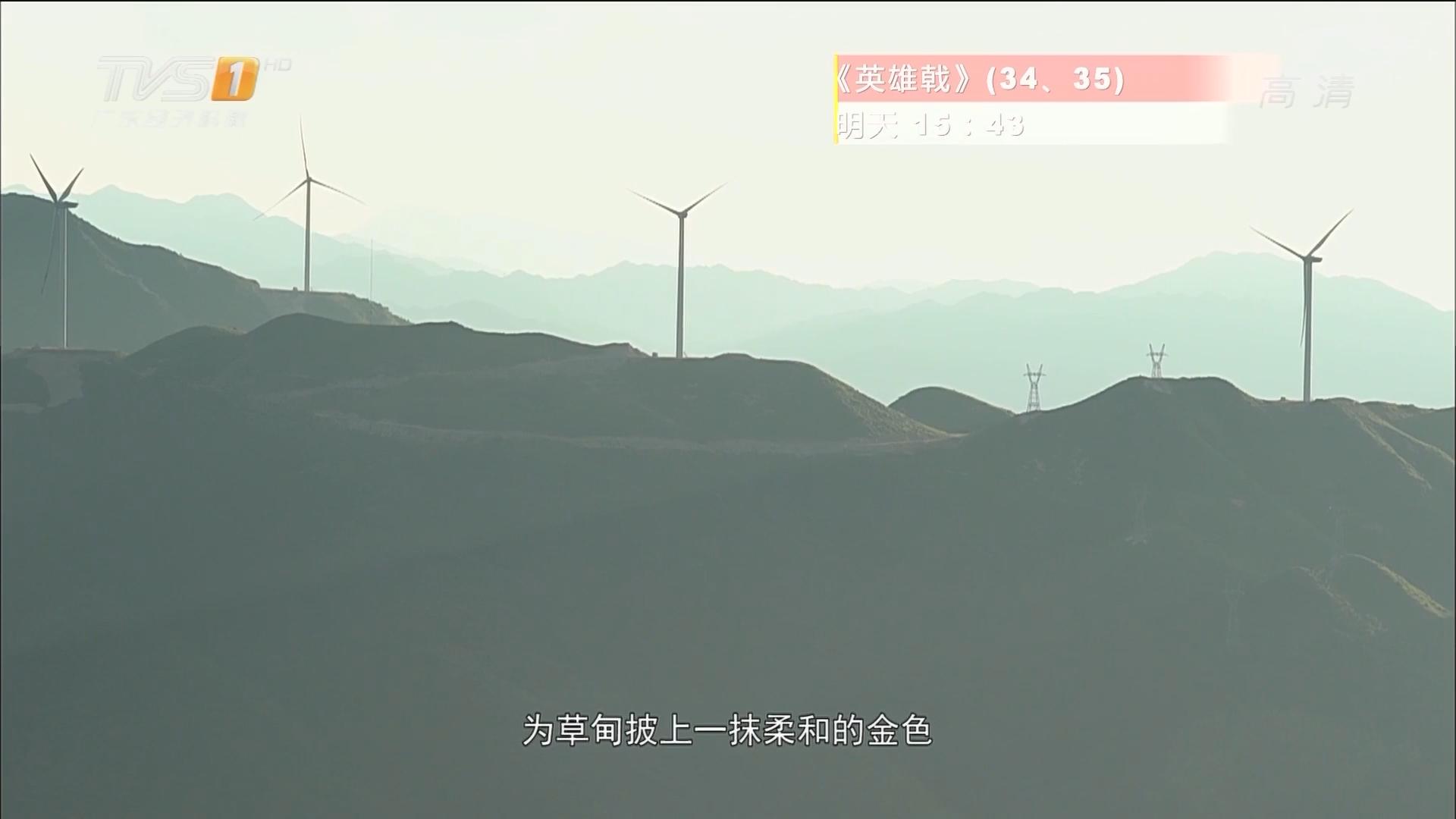 桂东——二十四号风车