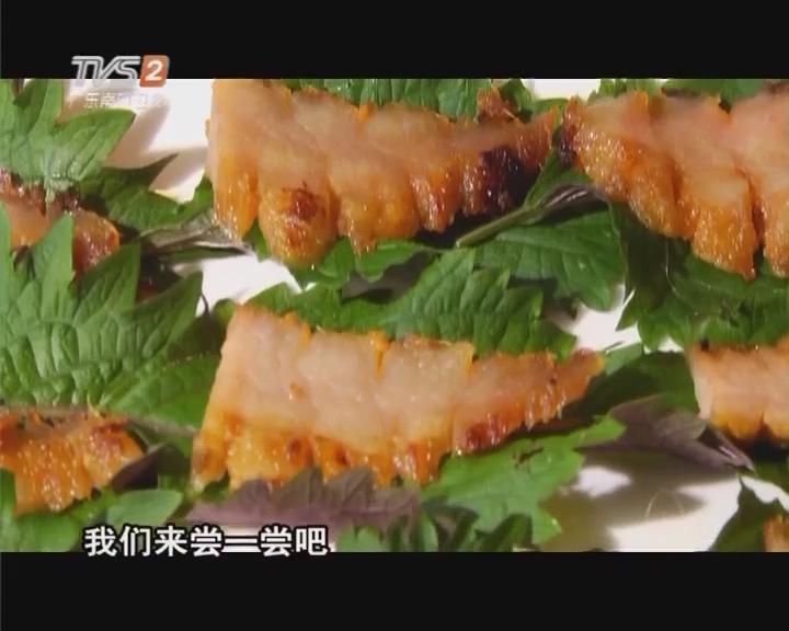 东南亚风味猪颈肉
