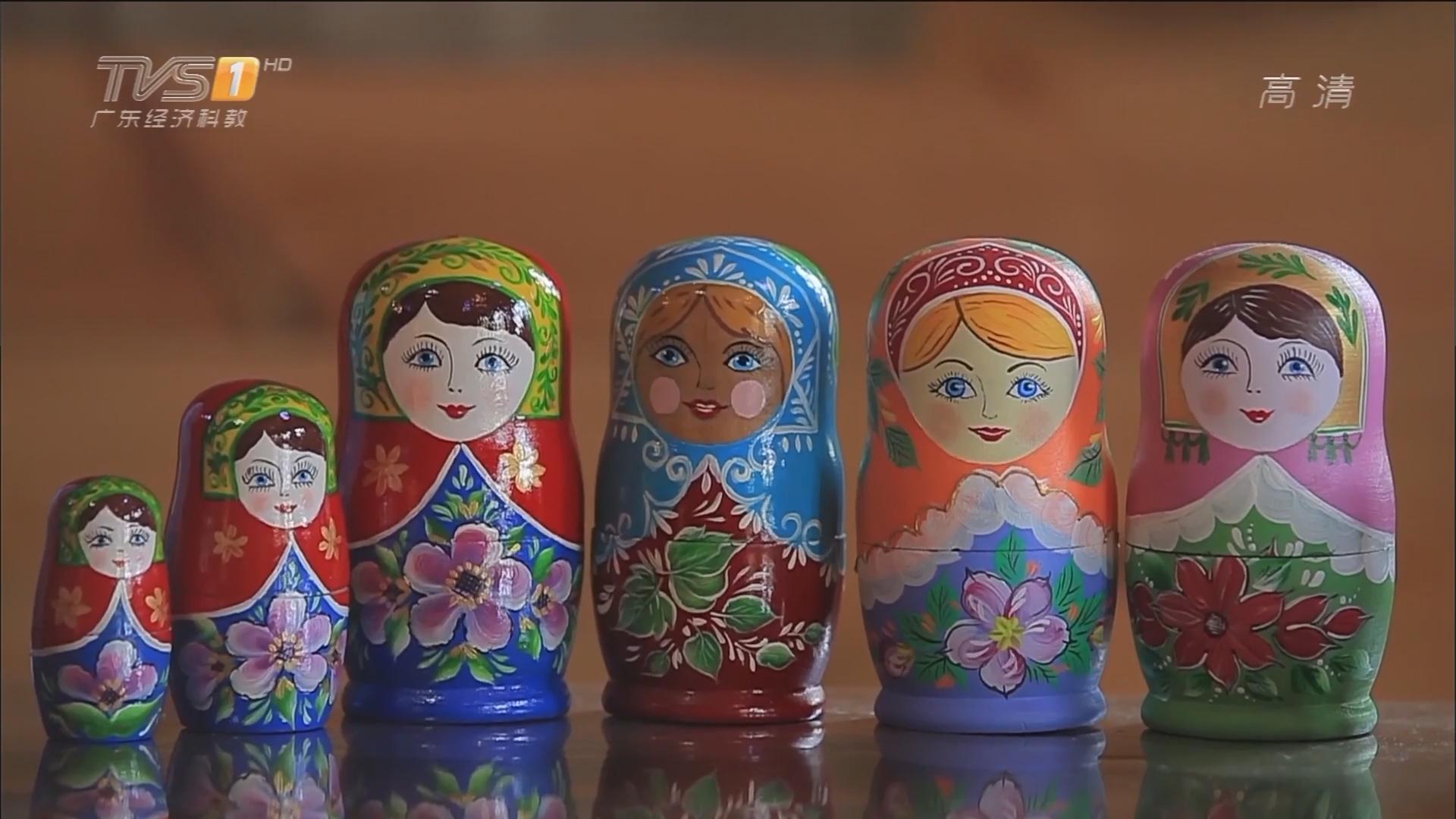 哈尔滨——伏尔加庄园 俄罗斯套头娃娃