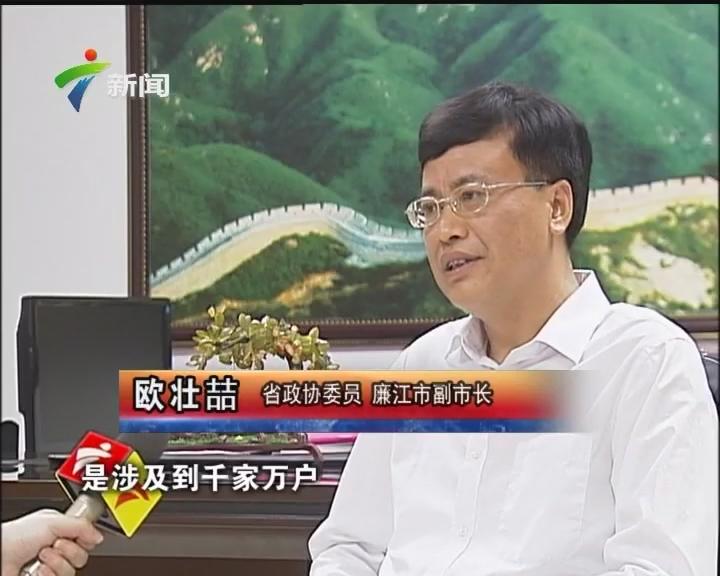 """欧壮喆:情系""""三农""""当好界别群众代言人"""