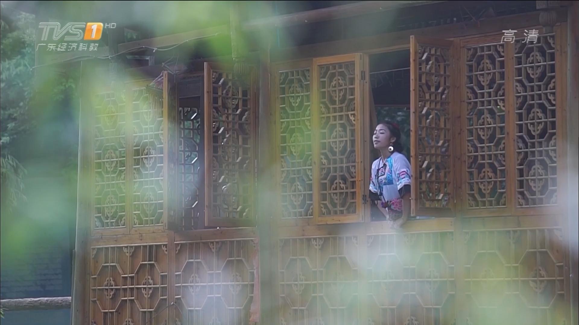 秘境湘西——德夯苗寨